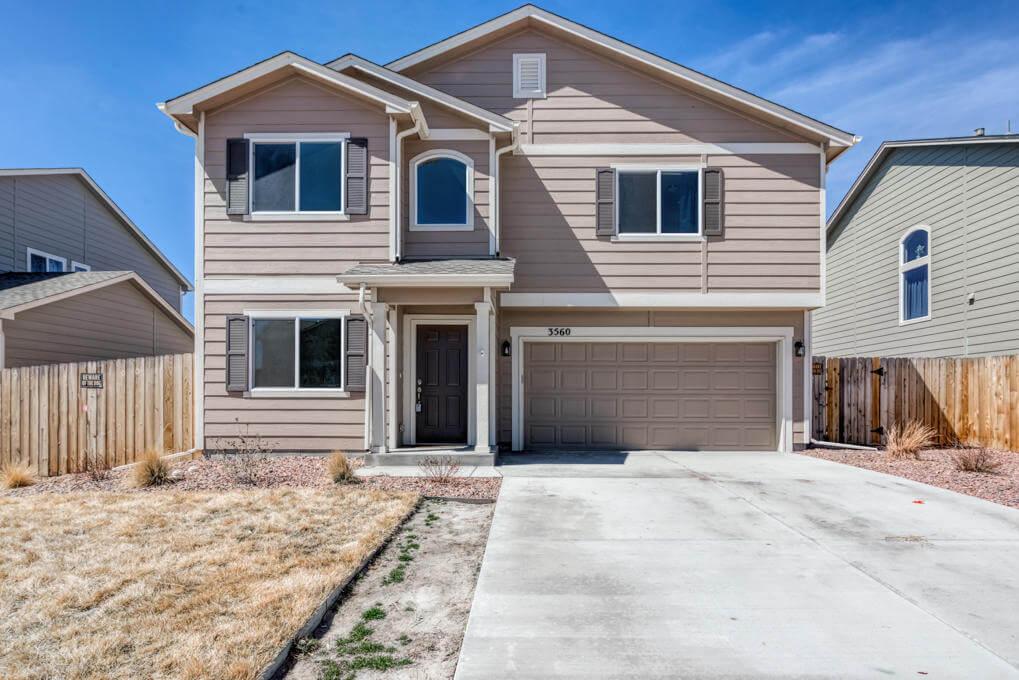 Colorado Springs CO Home Sold 3560 Wild Daisy Dr