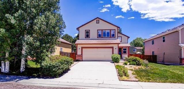 Colorado Springs sold real estate
