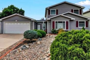 Sold Colorado Springs Home